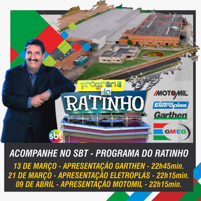 PROGRAMA DO RATINHO - SBT